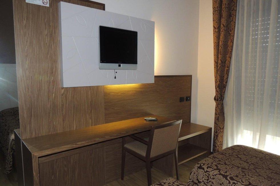 camere climatizzate