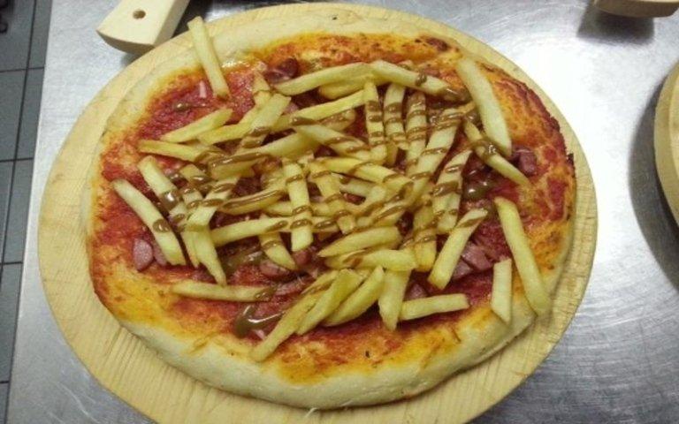 pizza la gustosa