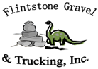 Flintstone Gravel & Trucking Inc. logo