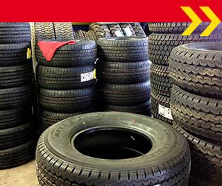 tire shop Fort Stockton, TX
