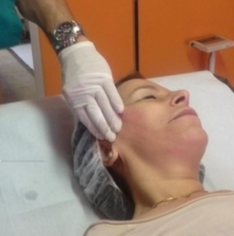 trattamento viso Soft Lifting