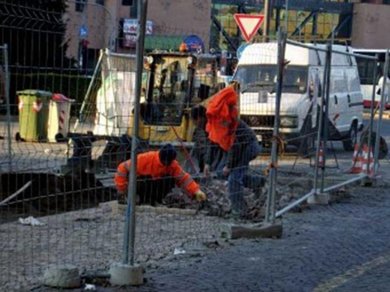 lavori stradali modena
