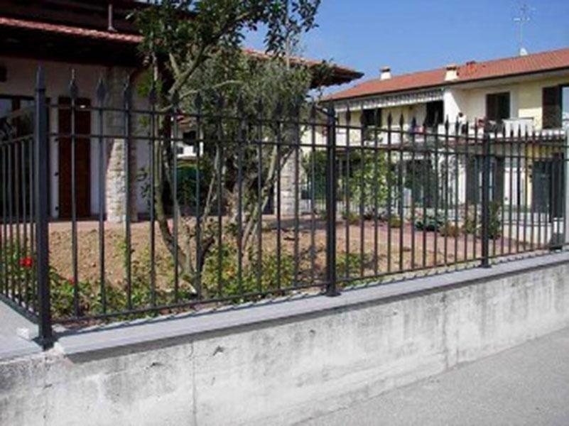 recinzioni per cortili