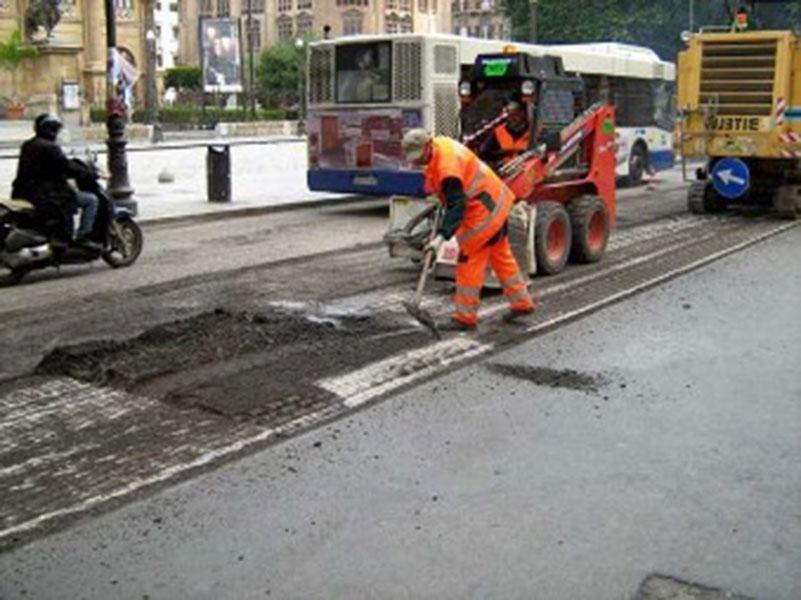 realizzazione asfalti