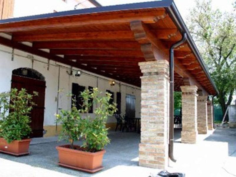 Realizzazione porticati modena edilmanfr for Foto di portici in pietra