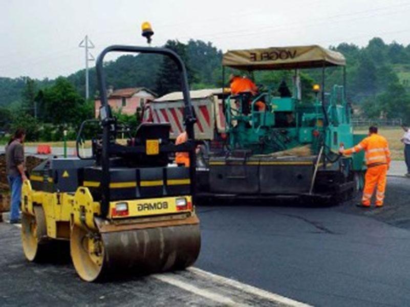 lavori stradali carpi
