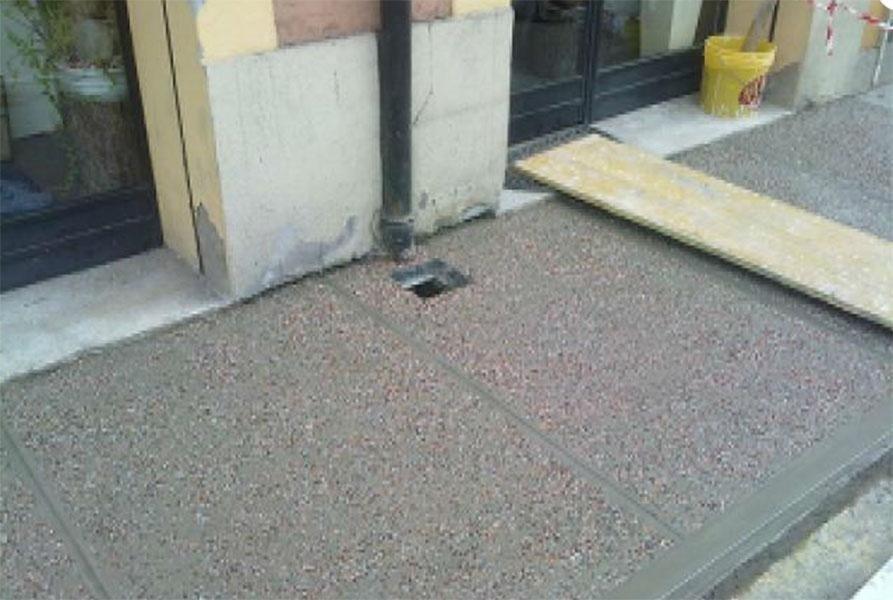 manutenzione pavimentazioni esterne