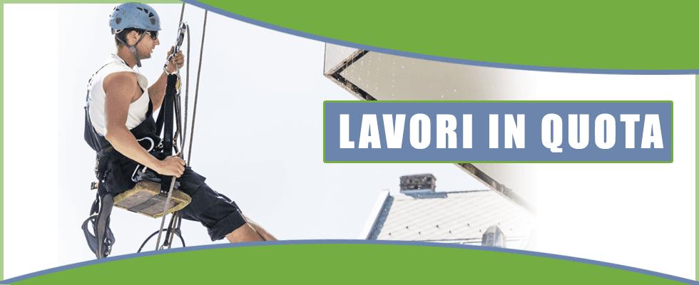 Esecuzione di lavori in quota - Ewr, Grosseto (GR)