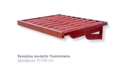 tetto in policarbonato