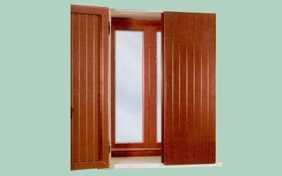 serramenti di legno