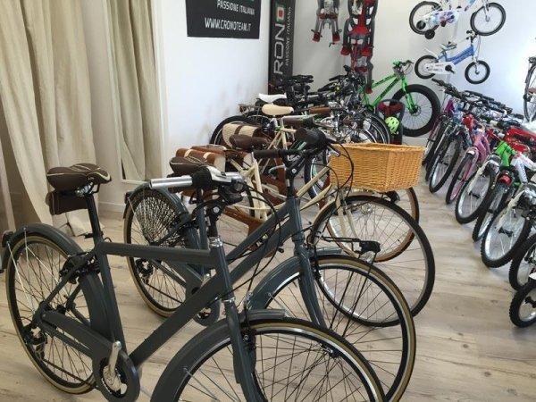 vendita bici padova