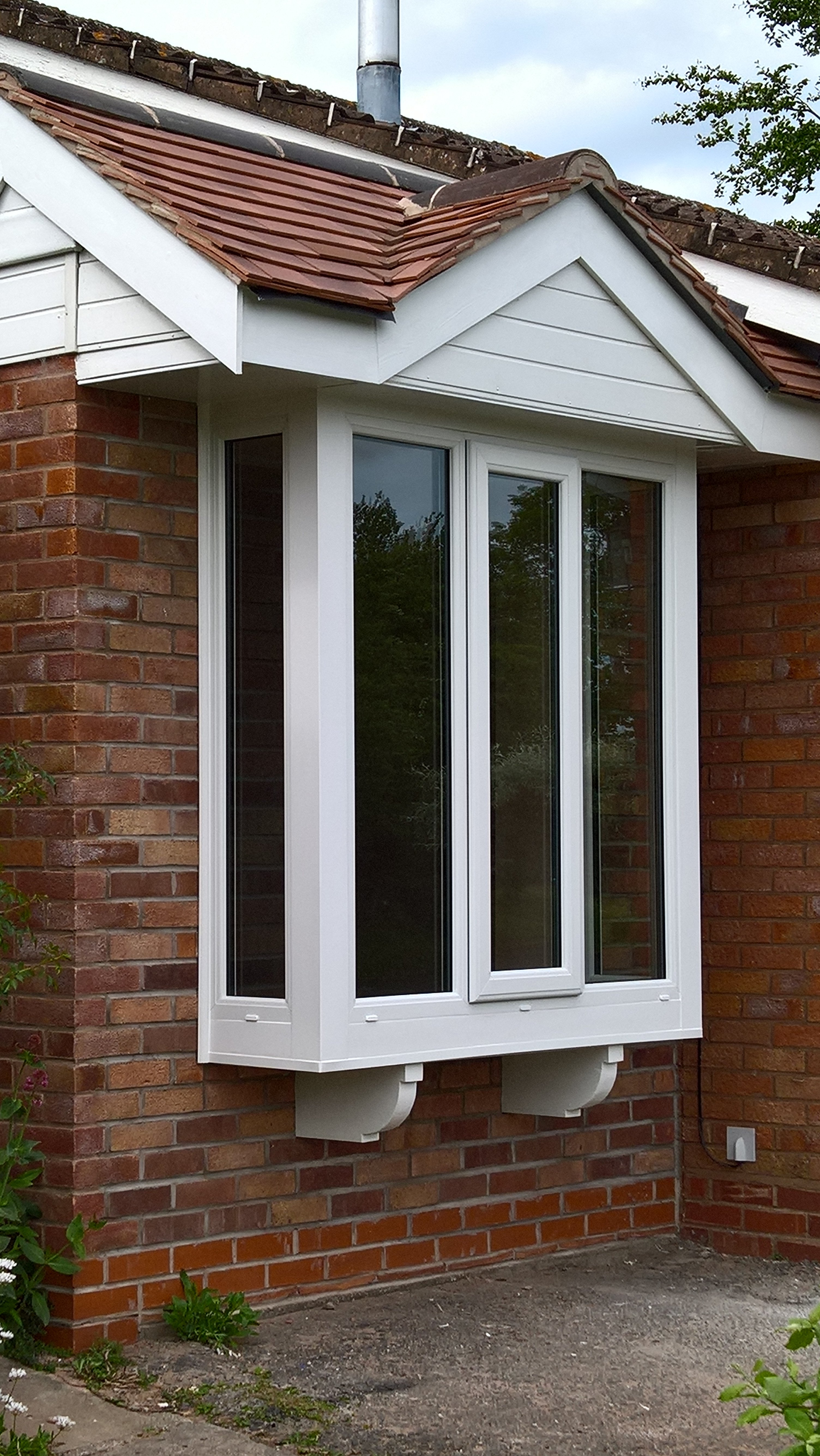 newly fitted home windows