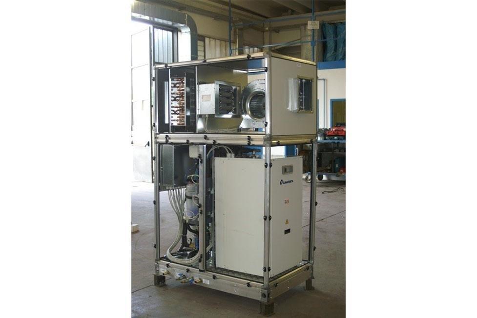 Dehumidification system