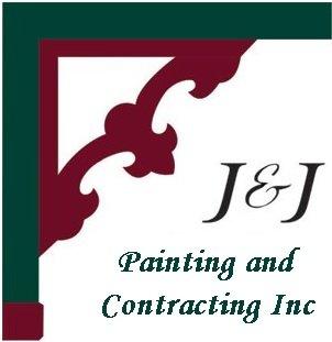 J & J Painting Logo