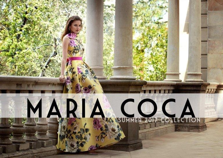 Collezione Cerimonia 2017  Maria Coca