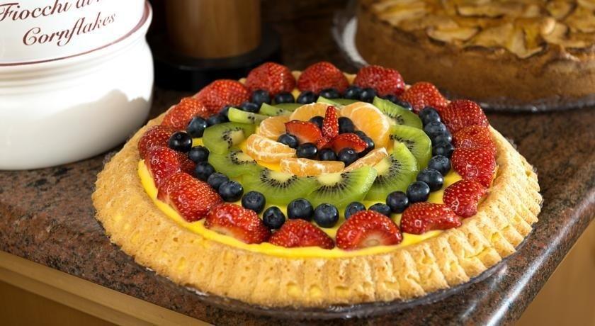 torta alla frutta fatta in casa