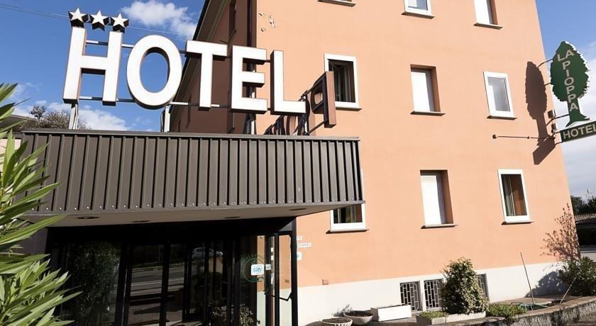 Hotel La Pioppa Banner