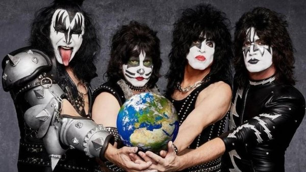 Kiss in concerto a Bologna
