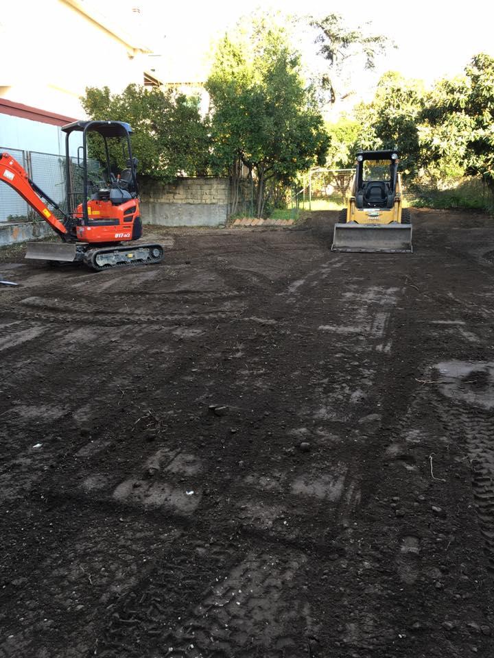 rifacimento suolo