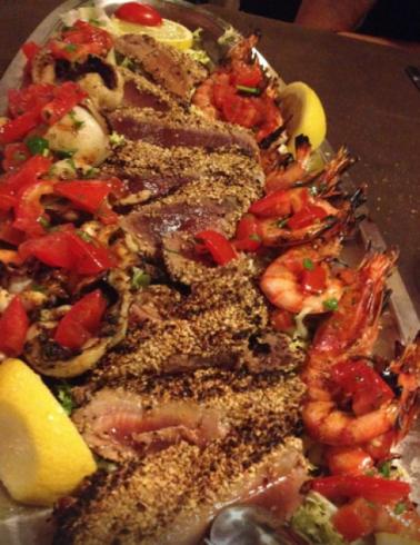 prodotti freschi, cucina mediterranea, piatti sardi