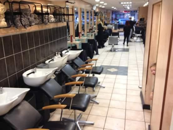 hair wash basins