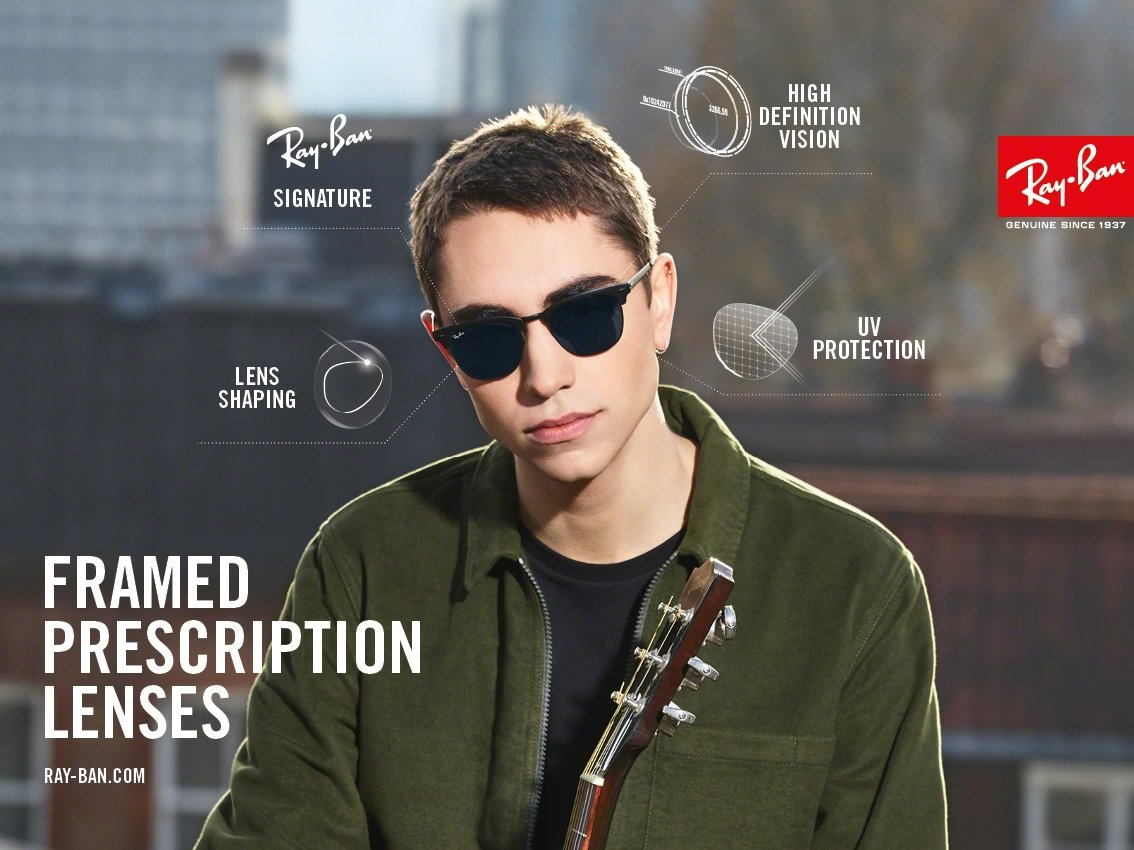 4abe878ea1b18 5 Reasons Why Your Next Pair of Glasses Should Be Ray-Bans