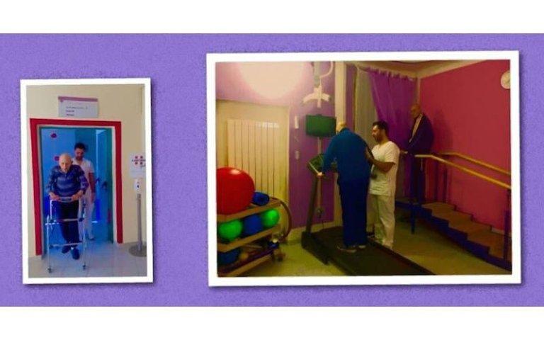 fisioterapia Villa Serena