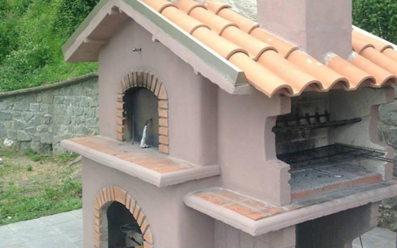 barbeque Castel di Gufi Comano