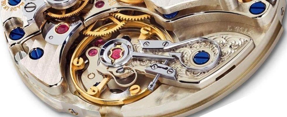 Cronografo di manifattura