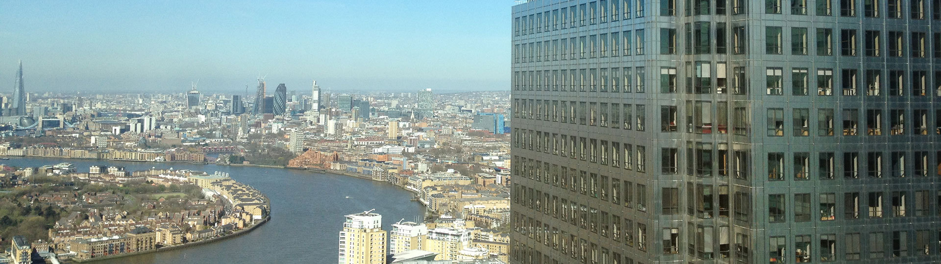 A view over London