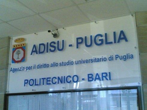 ADISU - PUGLIA politecnico Bari