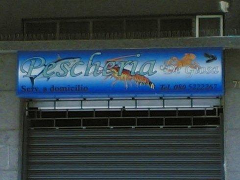 Pescheria De Giosa