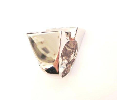 Cattelan - modello Padovaoro in oro bianco e diamanti