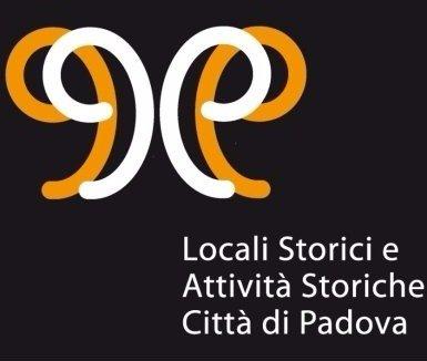 Logo Locali e Attività Storiche di Padova