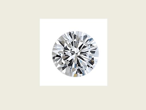 logo diamante taglio brillante