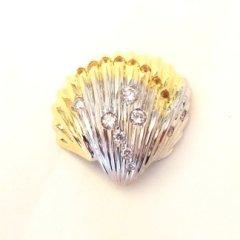 conchiglie,pendent,ciondoli, oro, diamanti,diamonds,gold,luxury,goldsmith,artigianato,made in Italy,Cattelan,gioielli,gioielleria,shells jewel,