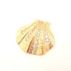 pendent , gold, ciondolo oro, conchiglia,shell,jewels,diamonds