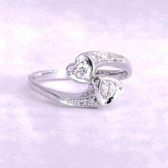 anelli in oro con diamanti; anelli contrariè; contrariè con diamanti; contrariè in oro