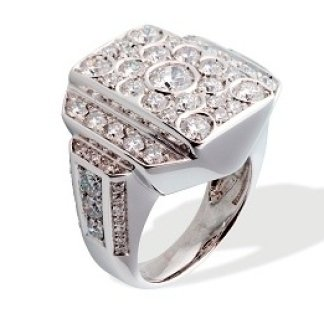 ring whit diamonds; ring in white gold and diamons; anello in oro con diamanti; handycraft rings