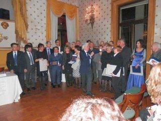 Premio Città di Padova - Sala Rossini, Caffè Pedrocchi