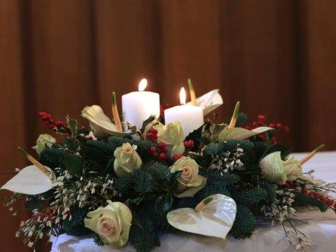 Allestimento funerali Sant Angelo Dei Lombardi