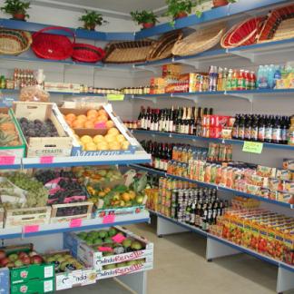 arredatori, mobili negozio alimentari, allestimento negozio alimentari