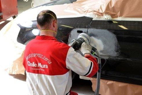 riparazione ammaccatture auto