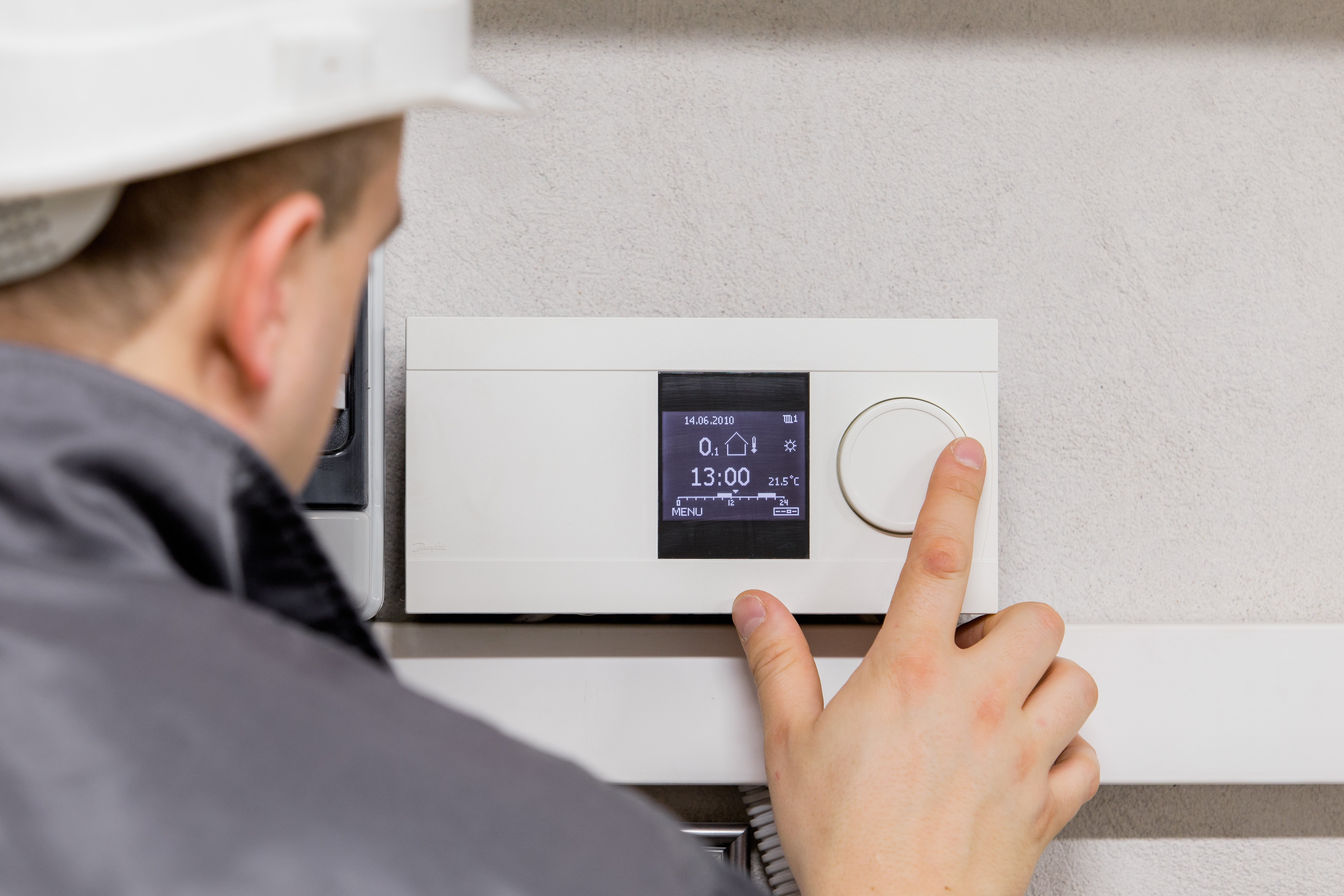 Instalazione di un termostato a Bologna