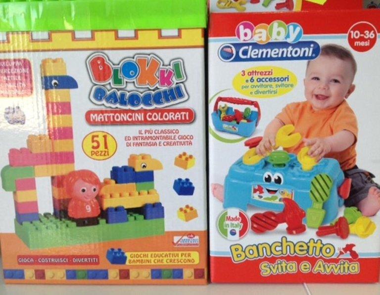 giocattoli Clementoni