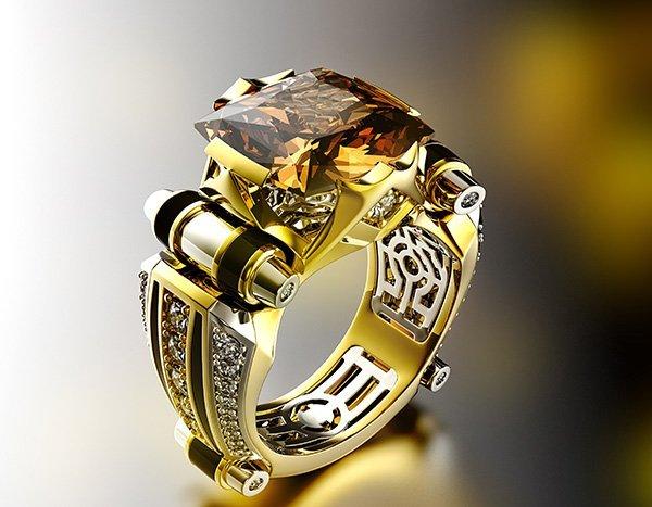 Bracciale in oro ed argento a Arezzo