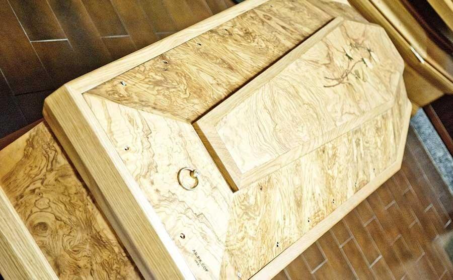 bare in legno grezzo