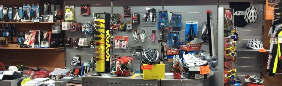 negozio vendita bici