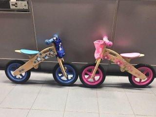 bici bimbo no pedali