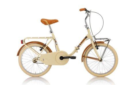 pieghevole20 avorio, bici pieghevole